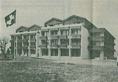 Am 27. Mai 1978 feierlich eröffnet