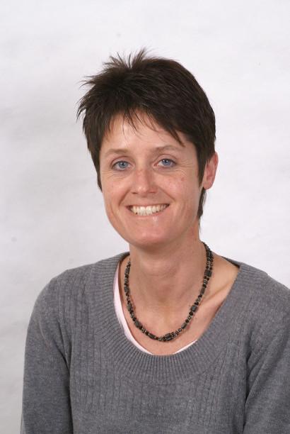 Christina Caprez, Pflegefachfrau