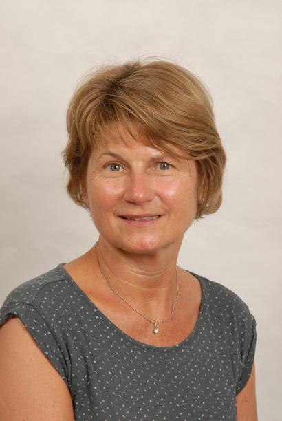 Monika Candinas, Pflegefachfrau