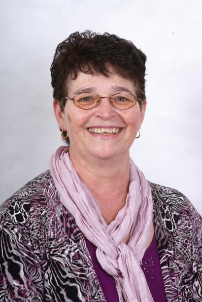 Monika Schnider, Pflegehelferin