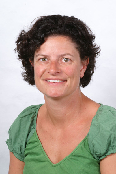 Diana Cadruvi, emploiada spezialisada da sanadad (FaGe)