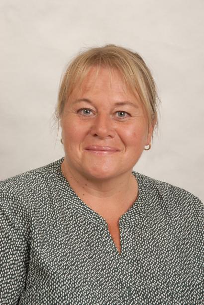 Dagmar Casty, Pflegehelferin