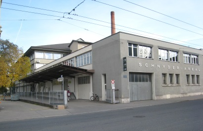 Biel, Zentralstrasse 115