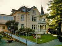Villa Schwank im Jahre 2012