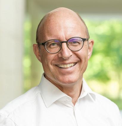 Pascal Gregor, Präsident und Personalverantwortlicher