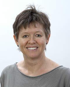 Ursula Keller, Mandach
