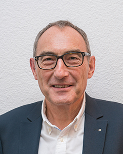 Dr. Rolf Schaeren