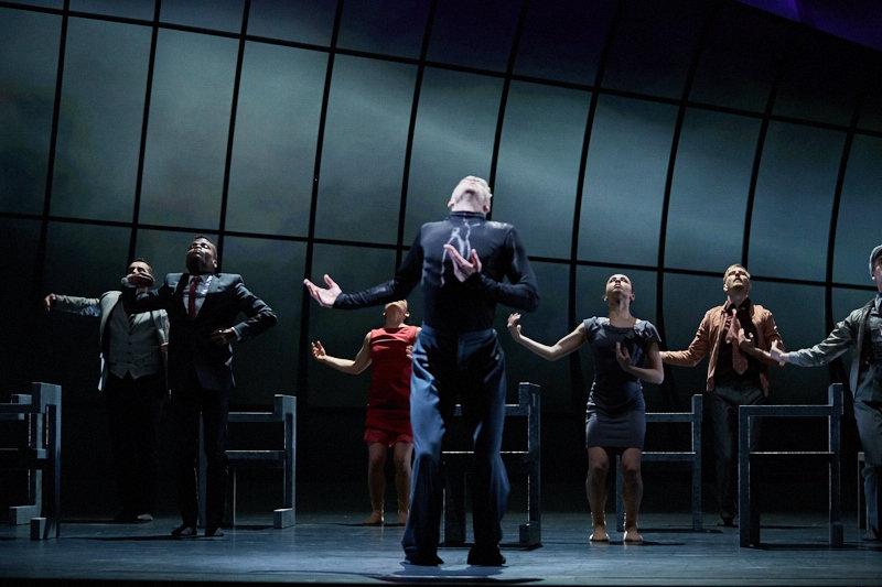 Bildergebnis für theater basel Tod in venedig
