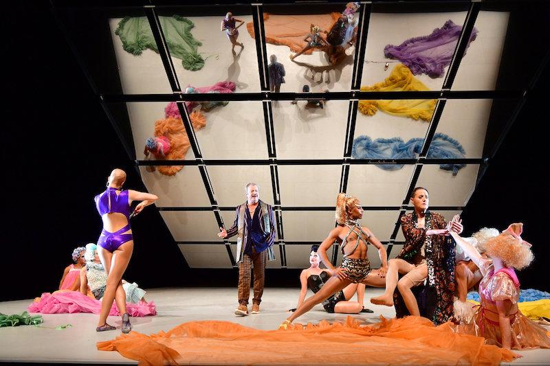 Bildergebnis für theater basel ein käfig voller narren