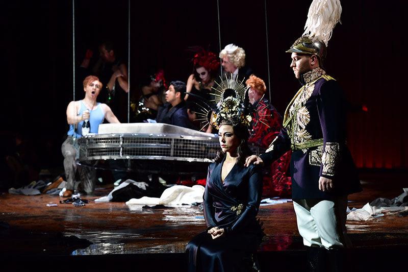 Weihnachtskalender Von Violetta.La Traviata Theater Basel Schedule