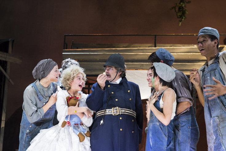 Bildergebnis für theater basel die drei räuber