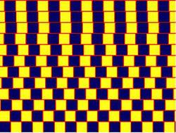 Sind die Linien gerade oder gekrümmt?