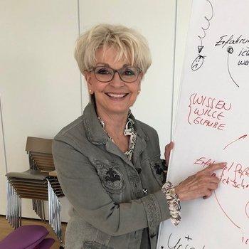 Susanne Schwarzentrub, Mentaltrainerin