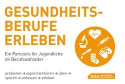 Logo Parcours OdA Gesundheit beider Basel