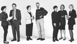 Vorstand Spitex Verband Kanton St. Gallen 1998