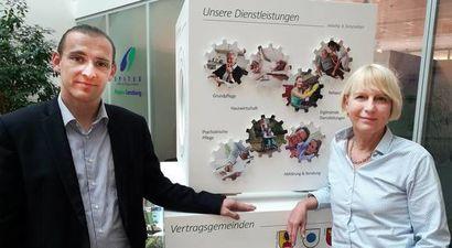 2016: Die Spitex Lenzburg integriert die speziallisierte Palliative Care
