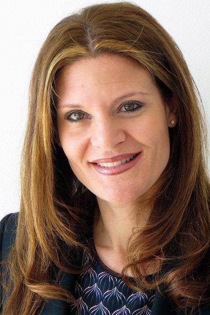 Christine Schnyder, Geschäftsleiterin