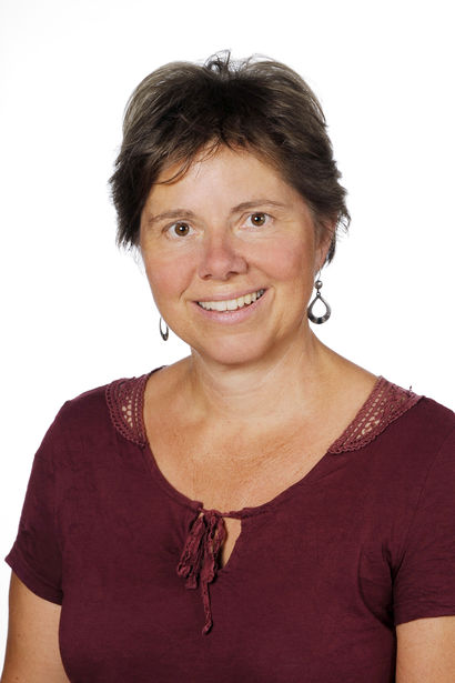 Monika Tiefenauer, Bereichsleiterin Uznach, Gommiswald