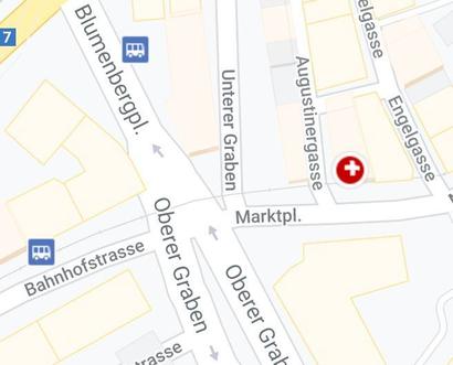 Standort Geschäftsstelle