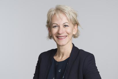 Iris Siegenthaler, Leiterin HRM & Stv. Geschäftsführerin