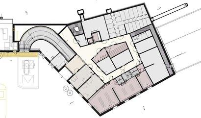 EG Allgemeine Räume - Wohnungen