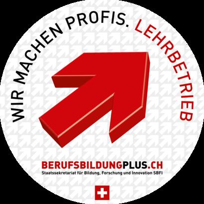 Logo von Lehrbetrieb - Berufsbildungplus.ch
