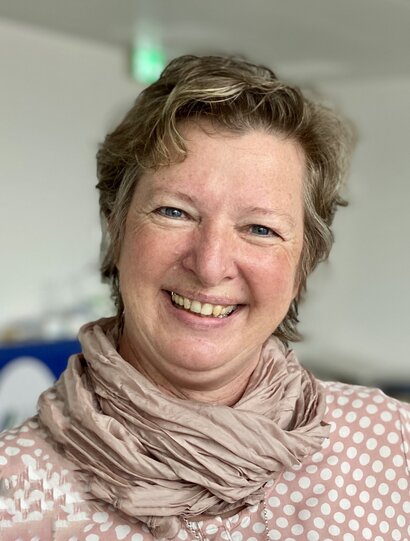 Andrea Rufener, Pflegefachfrau