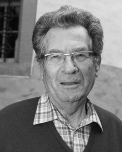 Rolf Weiss, Dr. rer. publ.